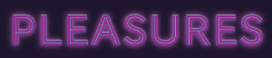 pleasures logo
