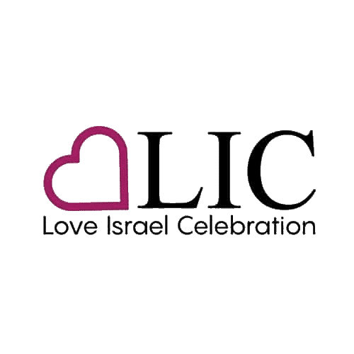 Love Israel Celebration logo